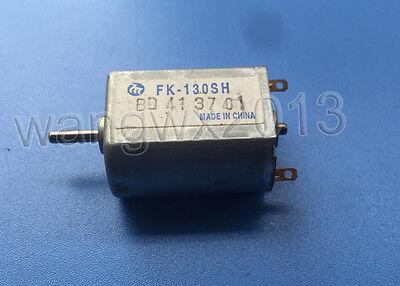 1PCS For MABUCHI FK-130SH Motor DC3V-6V 16000rpm Carbon Brush Motor for Toy Car