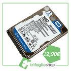 """HARD DISK 2,5"""" 160GB WD WESTERN DIGITAL INTERNO SATA 2,5 160 GB HD X NOTEBOOK"""