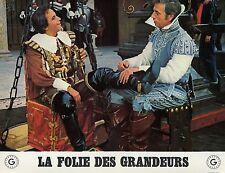 YVES MONTAND LA FOLIE DES GRANDEURS 1971 PHOTO D'EXPLOITATION N°9