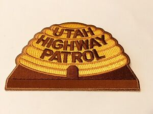 UTAH HIGHWAY PATROL  PATCH