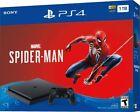 Sony PlayStation 4 Slim 1TB Spiderman Bundle - Black (CUH-2215B)