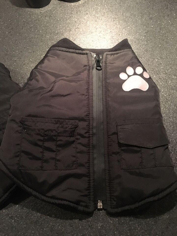 Hundebeklædning, Hundejakke