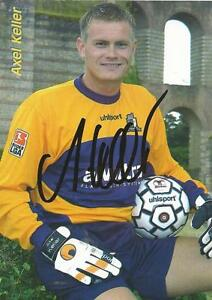 Axel Keller / Autogrammkarte Eintracht Trier / Saison 2003-2004 - Hessen, Deutschland - Axel Keller / Autogrammkarte Eintracht Trier / Saison 2003-2004 - Hessen, Deutschland