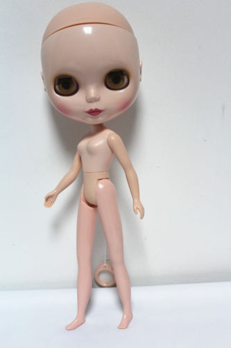 """1PC Takara 12/"""" Neo Blythe RBL doll Form Factory without hair free shipping T3"""