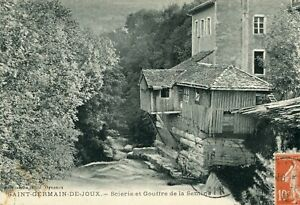 Carte-SAINT-GERMAIN-DE-JOUX-Scierie-et-Gouffre-de-la-Semine