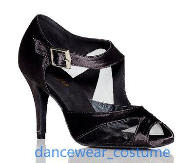 Damen Party Ballsaal Latein Tango Salsa Tanzschuhe Samba Tanzen Absätze Sandalen