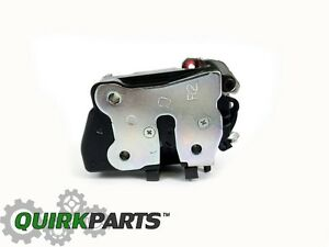 Rear Right Door Lock Latch Actuator Dodge Ram 1500 2500 3500 Oem Mopar Genuine Ebay
