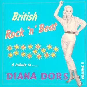 BRITISH-ROCK-039-n-039-BEAT-volume-5-CD-NEW-25-tracks-British-Rock-amp-Roll-Rockabilly