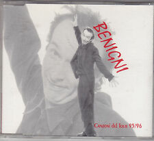 ROBERTO BENIGNI - canzoni del tour 95/96 CD