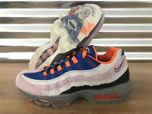 promo code db423 eef09 Details about Nike Air Max 95 Running Shoes 'Mowabb' ACG Champagne Safety  Orange (AV7014-600)