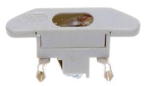 Berker-160510-Glimmaggregat-mit-N-Klemme-Modul-Einsaetze-1mA-grau