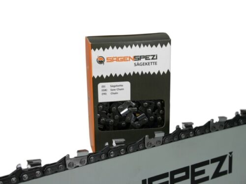 """Sägenspezi Vollmeißel Sägekette 66TG 45cm 3//8/"""" 1.6mm passend für Stihl E15"""