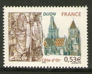 TIMBRE 3893 NEUF XX LUXE - DIJON - STATUES ET SCULPTURES