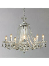 John Lewis Annabella 5 Arm Chandelier Ceiling Light for sale