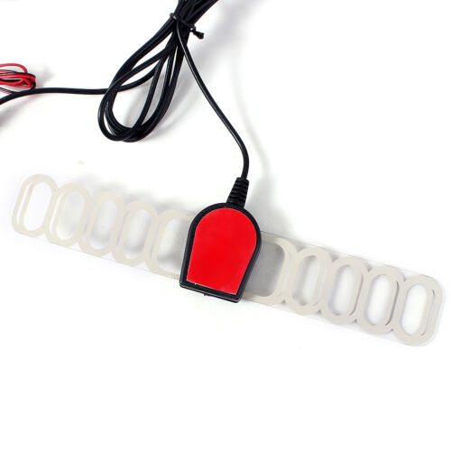 Car Digital TV//FM Antenna Connector Aerial Amplifier Booster SMA Plug DVB-T