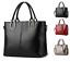 Women-Genuine-Leather-Handbag-Shoulder-Bags-Tote-Purse-Messenger-Hobo-Satchel-Ba thumbnail 1