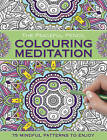 The Peaceful Pencil: Colouring Meditation: 75 Mindful Patterns to Enjoy by Peony Press (Paperback, 2016)