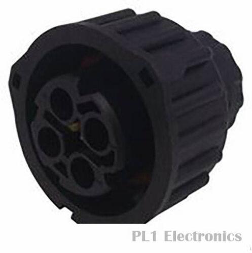 Te connectivity//amp 1-968968-1 circulaire connecteur housing système 2.5mm