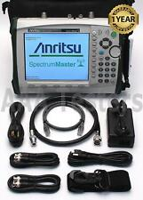 Anritsu Ms2721b Handheld Spectrum Master Analyzer With Tracking Generator Ms2721