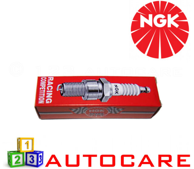 R7434-8 - NGK Bougie D'Allumage - Type : Course - R74348 N°4892