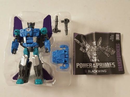 Transformers Power of the Primes BLACKWING Deluxe Class New Loose