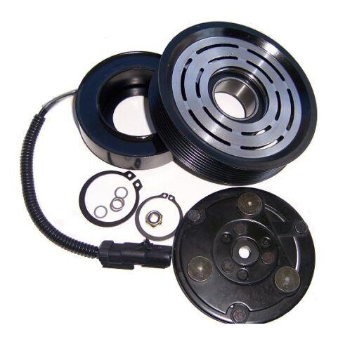 Dodge Ram 1500 AC Compressor CLUTCH ASSEMBLY 2000 2001 A//C
