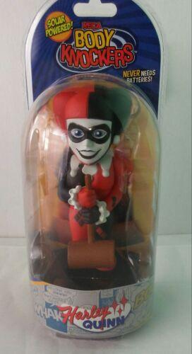 NECA DC COMICS Energie Solaire Harley Quinn corps Knockers figurine