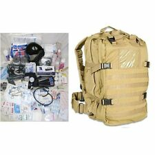 Stomp Medical Bag FA140 by Elite first aid Tan