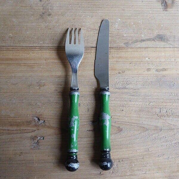 Bestik, 8 stk. gafler og 8 stk. knive, Lalto