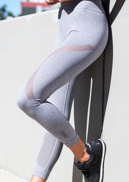 NEW Womens Lorna Jane Activewear   Rio Seamless F/L Tight