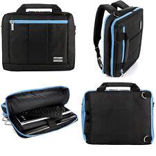 Backpack and Messenger Bag for ASUS ROG G751JT-CH71 17.3-Inch Laptop Black/Aqua