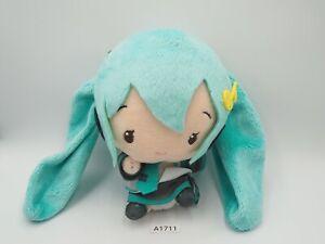 Hatsune-Miku-Vocaloid-Taito-plush-A1711-6-034-Juguete-de-Peluche-Muneca-De-Japon