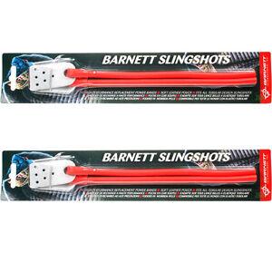 2-x-Barnett-Black-Widow-Catapult-POWER-BAND-Rubber-RED-Strike-9-Cobra-Pro-Diablo
