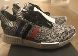 Adidas NMD Tri Color 9.5 NEW 100% AUTHENTIC DS
