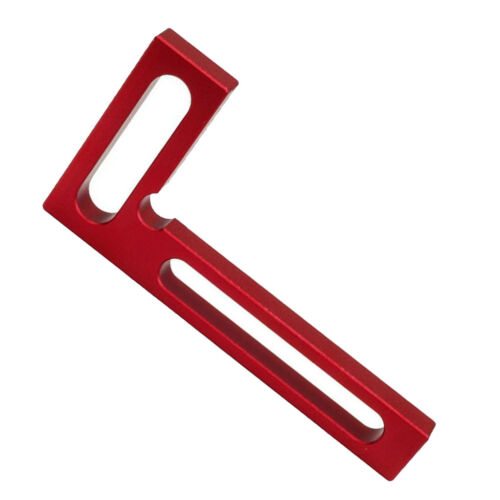 10cm Positioning Squares Woodworking Tool Clamping 90 Degree Angles Clamp