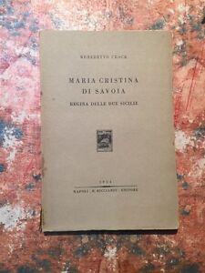 Benedetto-Croce-Maria-Cristina-di-Savoia-Napoli-Ricciardi-1924-BIOGRAFIE