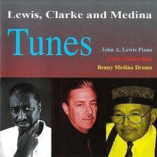 John A. Lewis-Tunes CD NEW