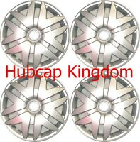 2004-2010 Toyota Sienna 16 Silver Hubcaps Wheelcovers Set Of 4