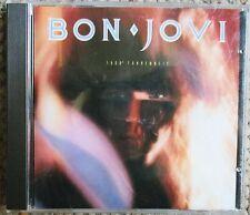 Bon Jovi 7800 Fahrenheit 1st First Pressing W. Germany Mercury 824 509-2 M-1