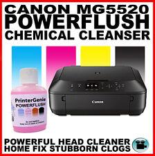 Canon MG5520: Printer Head Cleaner - Nozzle Flush - Streaky Print Fix