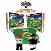 World Series San Francisco Giants Game Time Field Set Mlb Oyo