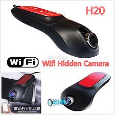 Full HD Car Wifi Hidden DVR Camera Dash Cam Video Recorder Night Vision G-Sensor