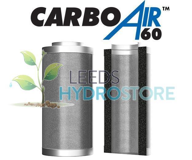 Cochebo-Aire Filtro De Cochebón 60 mm 200 mm 1000 mm máx flujo de aire 2250m3 h