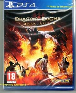 Dragons-Dogma-Dark-sorte-HD-034-NUOVO-amp-Sealed-039-PS4-quattro