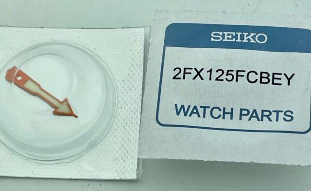 SEIKO - SRPC49 - BLACK SERIES LIMITED EDITION - ORANGE LUMIBRITE  MINUTE HAND