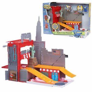 New-York-Stunt-Pack-n-Go-Spielset-Super-Wings-mit-Spielfigur-Jerome