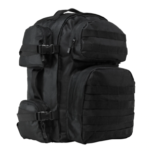 NcStar-CBB2911-BLACK-Heavy-Duty-PALS-Utility-Camping-Hiking-Tactical-Backpack