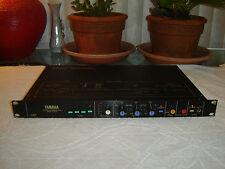 Yamaha R1000 Digital Reverberation with Parametric Eq, Reverb, Vintage Rack