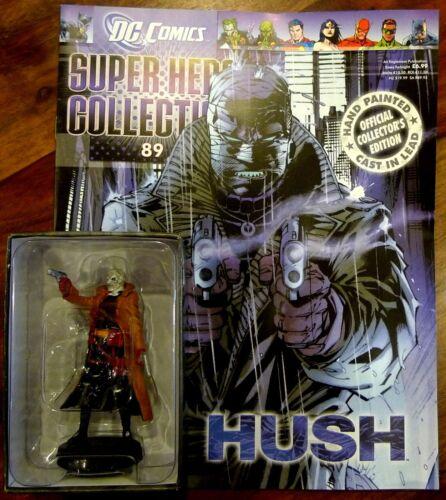 DC Comics Super Hero Collection Issue #89 HUSH ~ Eaglemoss ~ Figurine Magazine