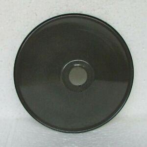 Vintage-Electrical-Light-Lamp-Shade-Gray-Color-amp-White-Enamel-Porcelain